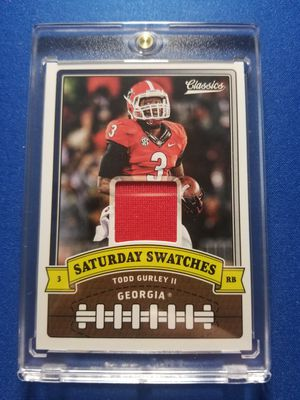 Panini Saturday Swatches Todd Gurley for Sale in Sun City, AZ