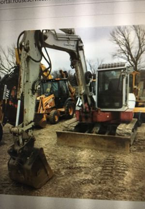 Excavator 19000 reduced tail for Sale in Channahon, IL