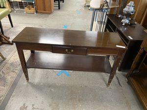 Sofa table $125 for Sale in Cheshire, CT