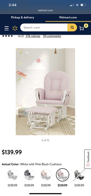 Chair/Pink for Sale in North Las Vegas, NV
