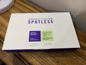 Rodan + Fields Spotless Regimen New Full Size Not Expired for Sale in Corvallis, OR