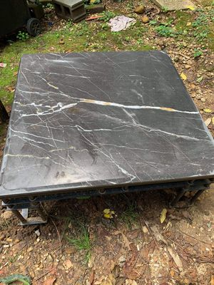 Marble coffee table for Sale in Arlington, VA