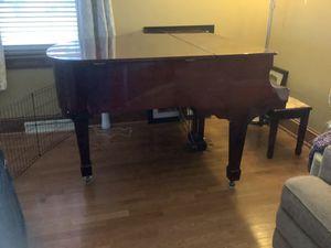 Baby Grand Piano for Sale in Petersburg, VA