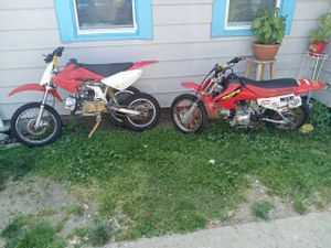 Honda dirt bikes for Sale in Cleveland, OH