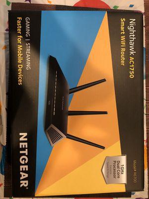 Netgear AC1750 smart WiFi router for Sale in Portland, OR