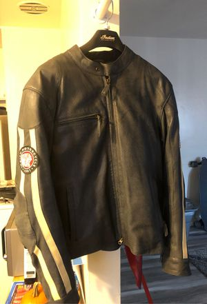 Indian motorcycle jacket new. for Sale in Montebello, CA