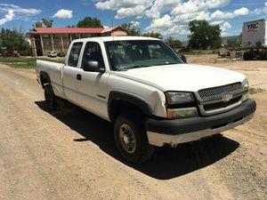 Chevy 2500 4x4 for Sale in Rancho Cordova, CA