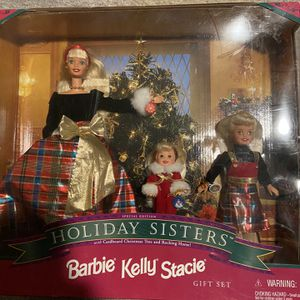 Holiday Sister's Barbie Dolls for Sale in Bayonne, NJ