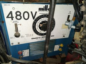 Miller heavy duty AC DC Arc and Tig welder machine for Sale in Woonsocket, RI
