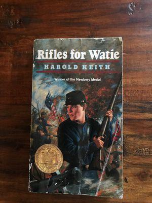Rifles for Watie for Sale in Dallas, TX