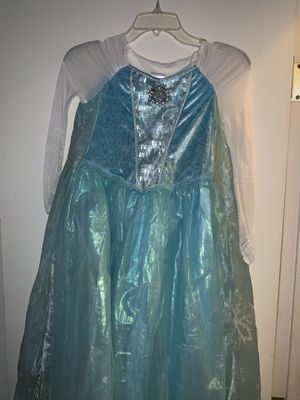 Elsa Disney Princess Dress for Sale in Lakewood, CA
