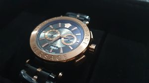 Versace BRONZE-GRAY AION CHRONO WATCH for Sale in Chicago, IL