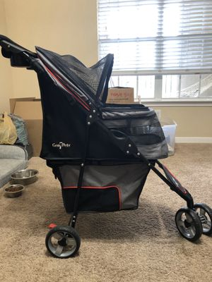 Premium pet stroller for Sale in Houston, TX