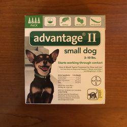 Advantage II For Small Dogs for Sale in Umatilla,  FL