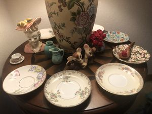 Cute antique china and trinkets -I have tons more! for Sale in Tualatin, OR