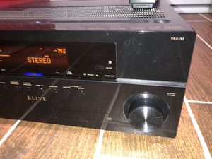 Pioneer VSX-32 used for sell for Sale in Stamford, CT