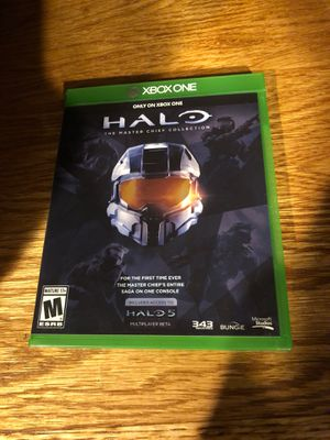 Halo the master chief collection for Sale in Oceanside, CA