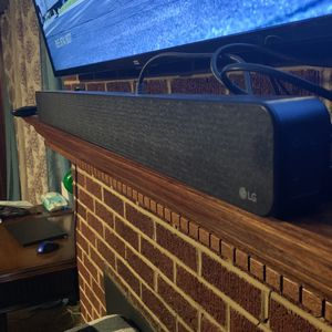 LG SOUNDBAR 3.1 High Resolution DTS VIRTUAL X (with Wireless Subwoofer) 420 Watts for Sale in Pineville, LA