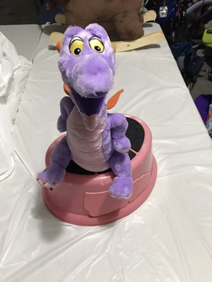 Disney Parks plush Figment for Sale in NEW PRT RCHY, FL