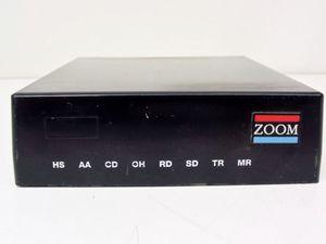 ZOOM EXTERNAL AMX 2400 MODEM E130100 (AMX) for Sale in Trenton, NJ