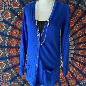 Blue Old navy long sleeve cardigan for Sale in Orem, UT