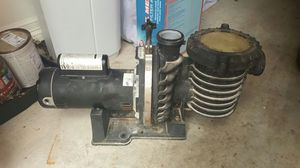 Pentair Sta-rite pool pump 2HP for Sale in Austin, TX