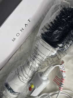 Hair Dryer - MonAt Double Duty Hair Dryer And Volumizing Hot Air Brush for Sale in Sterling Heights,  MI