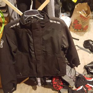 Youth Large Motorfist Snowmobile Jacket for Sale in Bonney Lake, WA