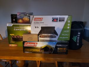 Camping package NEW IN BOX for Sale in Glendale, AZ