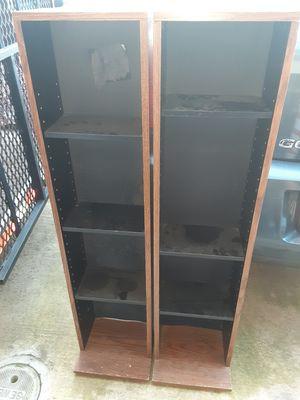 CD/ Bookshelves for Sale in Lathrop, CA