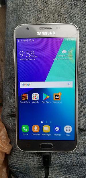Samsung J3 Emerge - Boost Mobile for Sale in Norfolk, VA