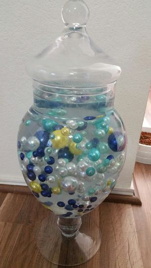 Decorative floating pearls new for Sale in Austin, TX