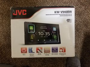 Car stereo video monitor for Sale in Dickinson, ND