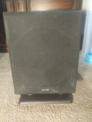 Polk Audio 150w Powered Subwoofer for Sale in Tacoma, WA