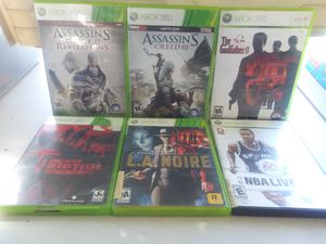 xbox 360 games for Sale in Los Angeles, CA