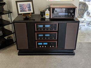 McIntosh Stereo System for Sale in Spring Hill, FL