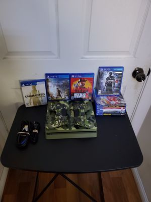Selling Sony PlayStation 4 1Tb Slim COD Edition for Sale in Ceres, CA