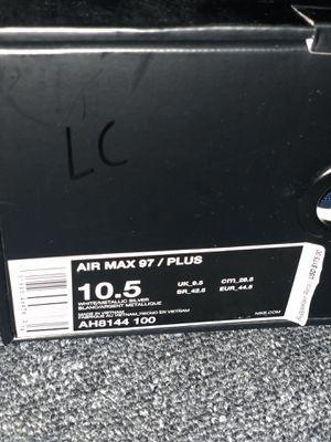Air Max 97 Plus DS for Sale in McLean, VA