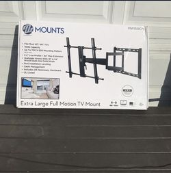EXTRA LARGE FULL MOTION WALL MOUNT for Sale in Vernon,  CA