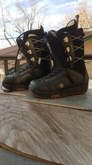 Snowboard Boots Burton Moto 9.5 Mens Size for Sale in Littleton, CO