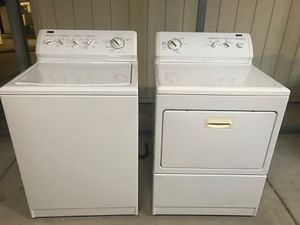 Kenmore Washer and Dryer for Sale in Sacramento, CA