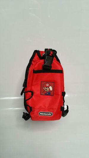 Nintendo DSi Switch N Carry Travel Bag Mario Red for Sale in Mountlake Terrace, WA