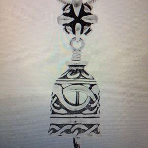Celtic Bell Pendant - Sterling for Sale in Irving, TX