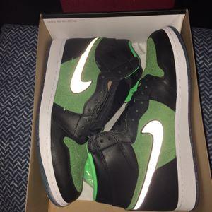 Jordan 1 Zoom Green for Sale in Chicopee, MA
