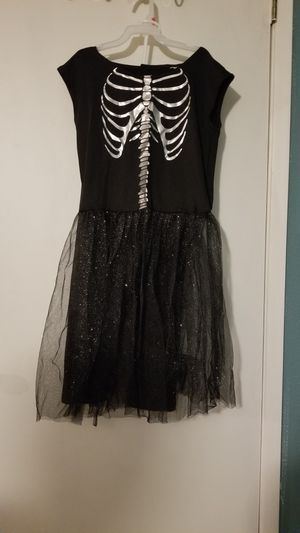 Skelton Witch Costume for Sale in Sacramento, CA