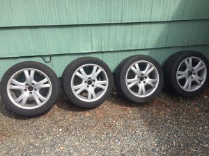 235 45 17 wheels and tires for Sale in Lakewood, WA