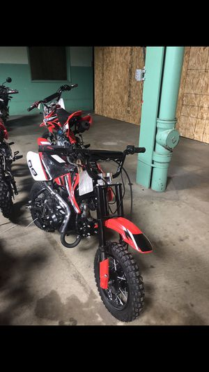 Brand new 70cc dirtbike!!! for Sale in New Lenox, IL