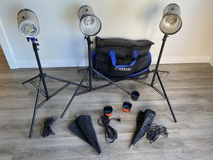 Hensel Photo Lighting Equipment Integra Pro Plus and Pro Mini for Sale in Simi Valley, CA