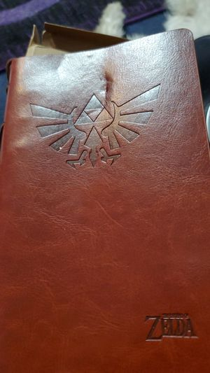 Zelda notebook leather for Sale in Lawndale, CA