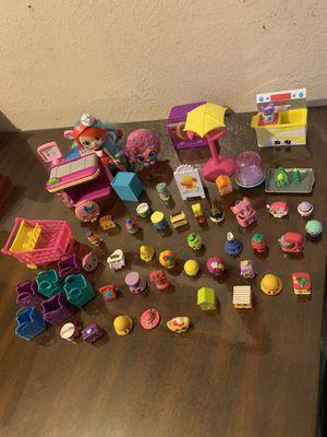 Shopkins bundle $35 for Sale in El Monte, CA